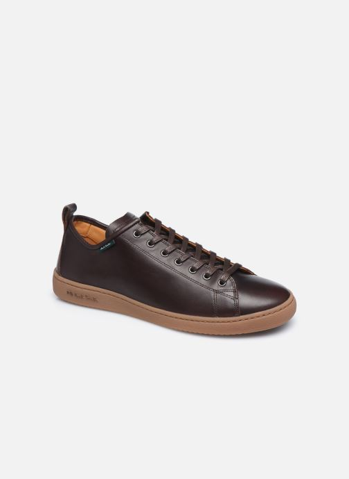 Baskets PS Paul Smith Miyata Marron vue détail/paire