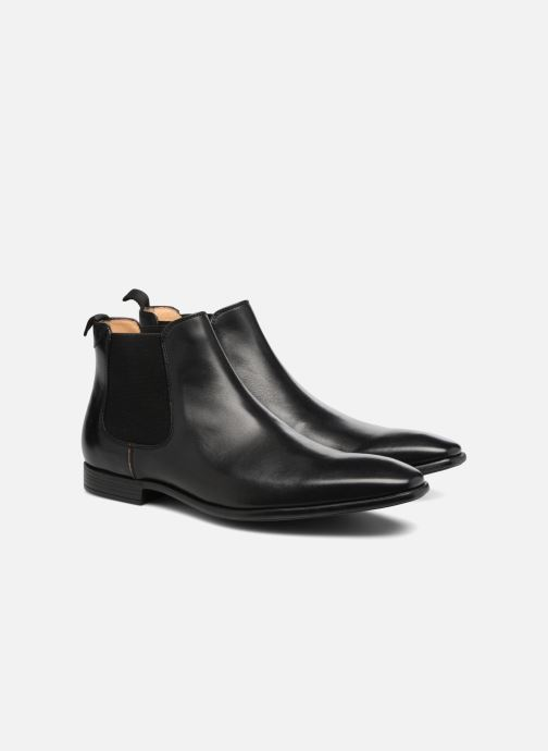 Bottines et boots PS Paul Smith Falconer Noir vue 3/4