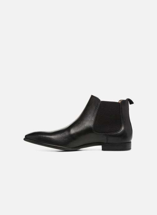 Bottines et boots PS Paul Smith Falconer Noir vue face