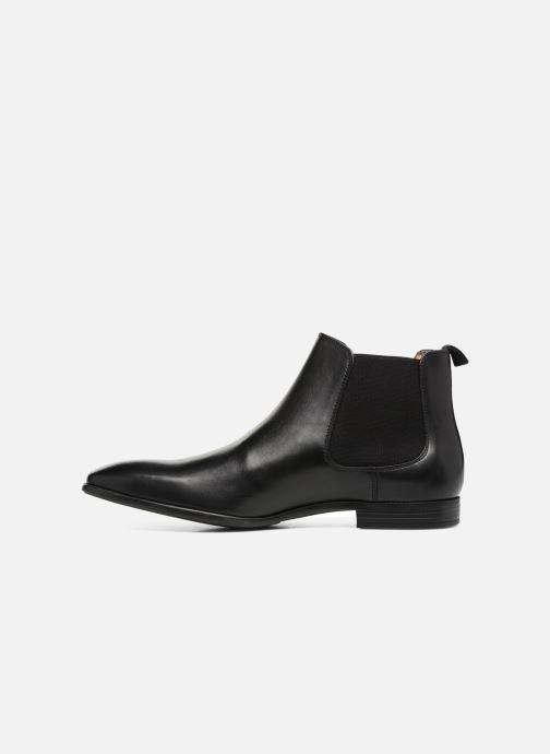 Bottines et boots PS Paul Smith Falconer Noir vue face