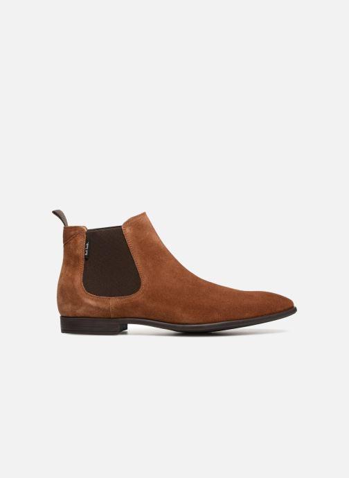 Bottines et boots PS Paul Smith Falconer Marron vue derrière