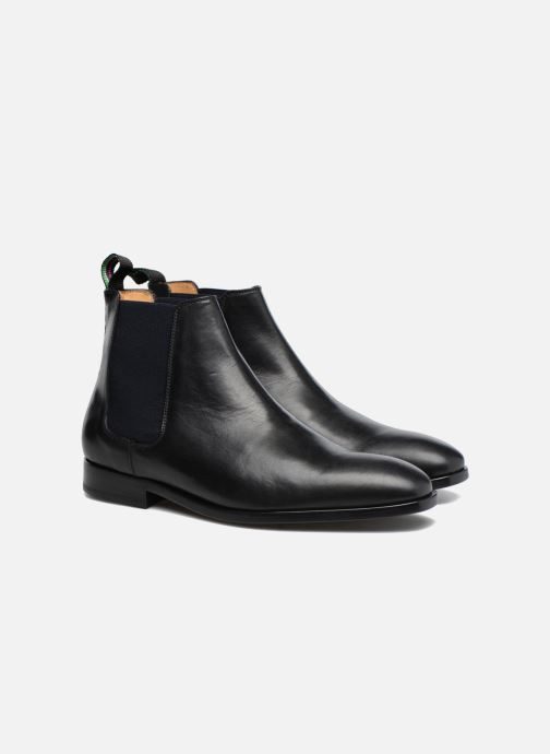 Bottines et boots PS Paul Smith Gerald Noir vue 3/4