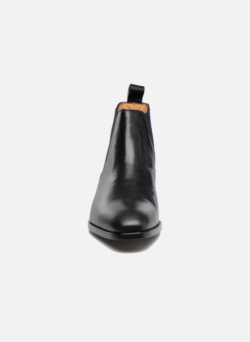Bottines et boots PS Paul Smith Gerald Noir vue portées chaussures