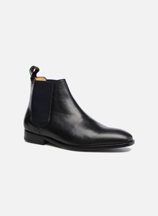Bottines et boots PS Paul Smith Gerald Noir vue détail/paire
