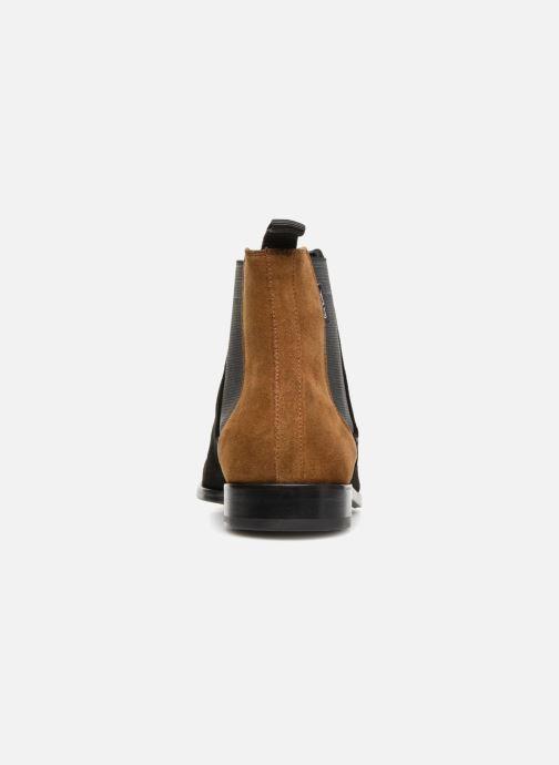 Bottines et boots PS Paul Smith Gerald Noir vue droite