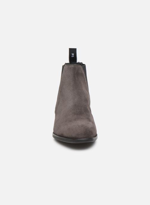Bottines et boots PS Paul Smith Gerald Gris vue portées chaussures