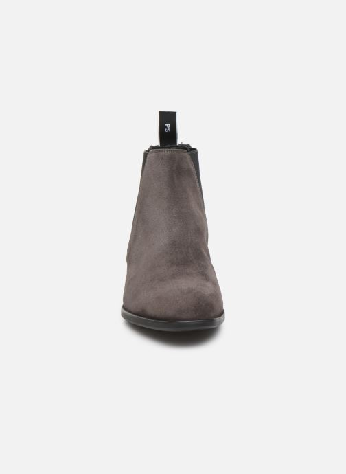 Stiefeletten & Boots PS Paul Smith Gerald grau schuhe getragen