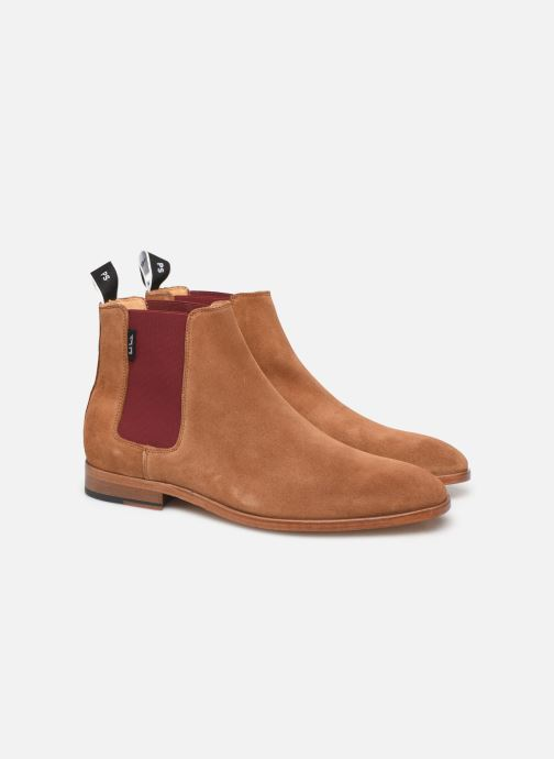 Bottines et boots PS Paul Smith Gerald Marron vue 3/4