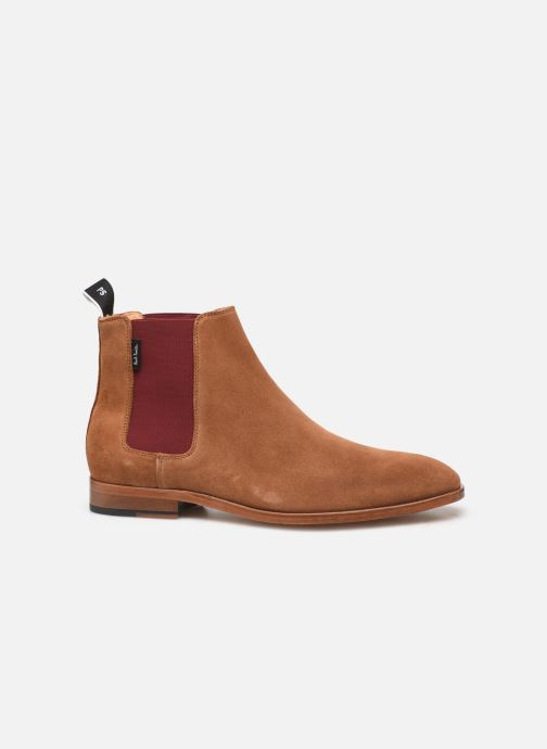 Bottines et boots PS Paul Smith Gerald Marron vue derrière