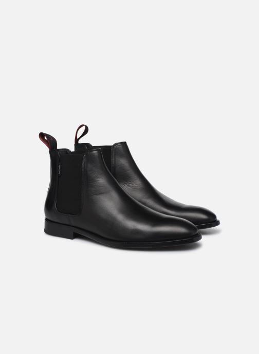 Bottines et boots PS Paul Smith Gerald Noir vue 3/4