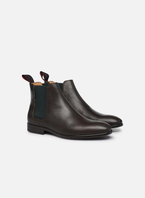Bottines et boots PS Paul Smith Gerald Marron vue 3/4