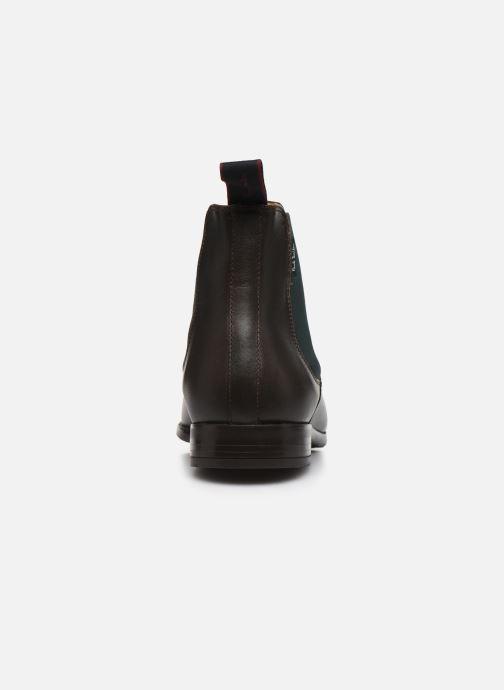 Bottines et boots PS Paul Smith Gerald Marron vue droite