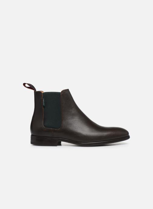 Bottines et boots PS Paul Smith Gerald Marron vue derrière