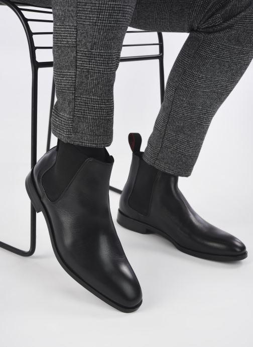 Bottines et boots PS Paul Smith Gerald Noir vue bas / vue portée sac