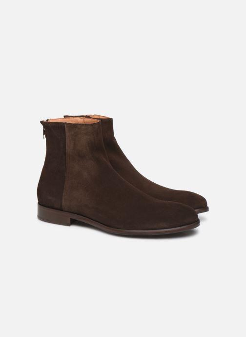 Bottines et boots PS Paul Smith Jean Marron vue 3/4