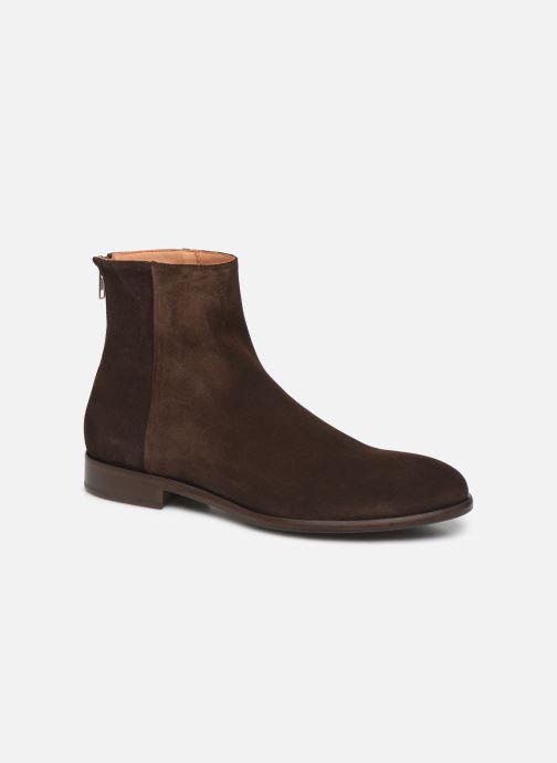 Bottines et boots PS Paul Smith Jean Marron vue détail/paire