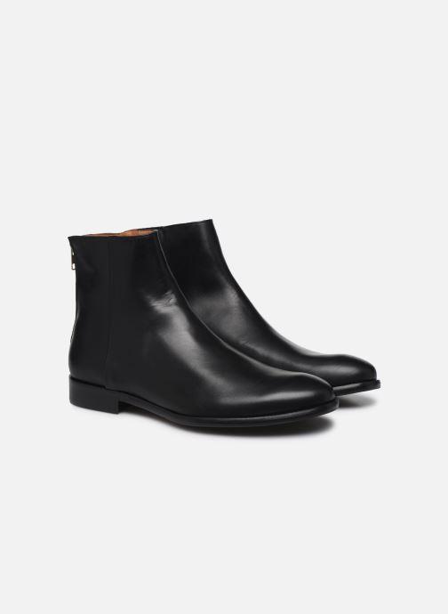 Bottines et boots PS Paul Smith Jean Noir vue 3/4
