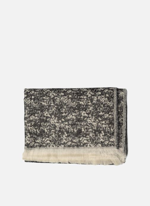 Echarpes et Foulards Pieces RINDA Long scarf 65x190 Noir vue portées chaussures