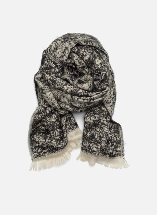 Scarf Pieces RINDA Long scarf 65x190 Black detailed view/ Pair view