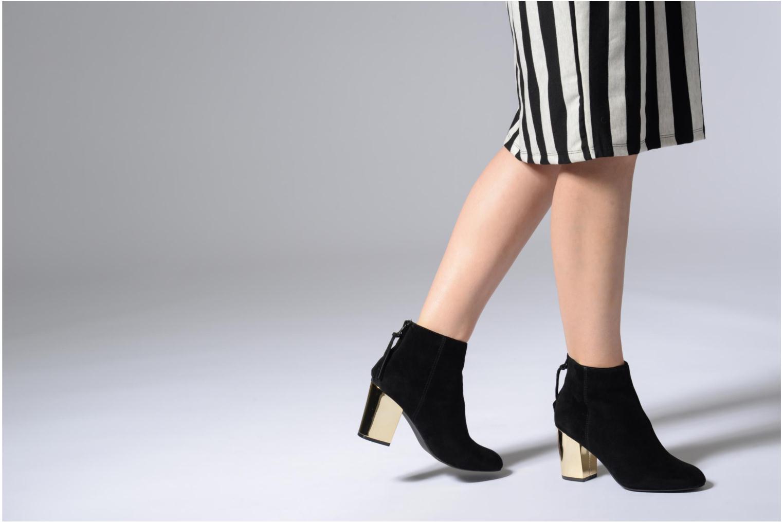 Bottines et boots Steve Madden Cynthia-M Noir vue bas / vue portée sac