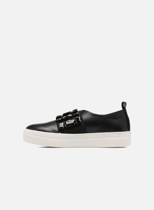 Sneakers Steve Madden Glenn-S Zwart voorkant
