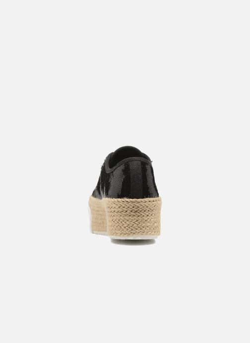 Sneakers Steve Madden Sammer Zwart rechts