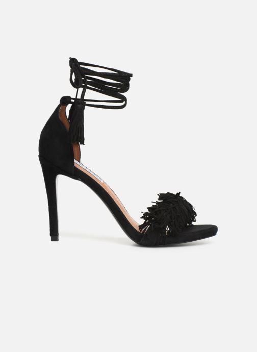 Sandales et nu-pieds Steve Madden Sassey Noir vue derrière