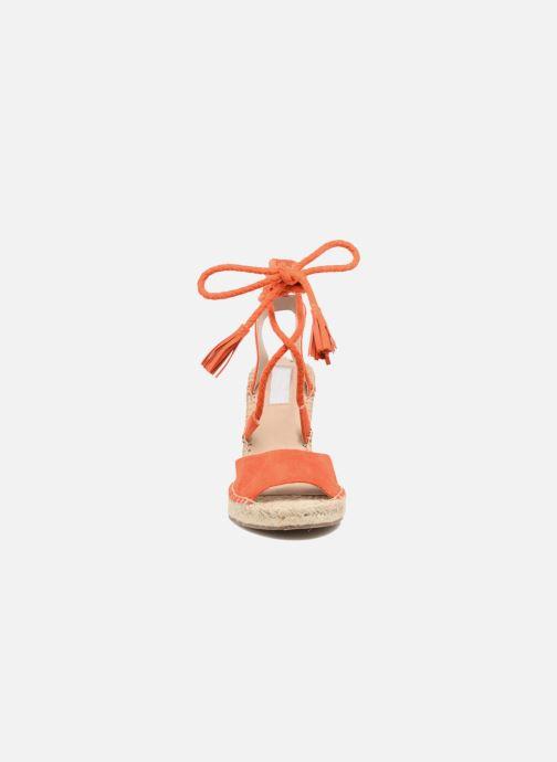 Espadriller Steve Madden Slatee Orange bild av skorna på
