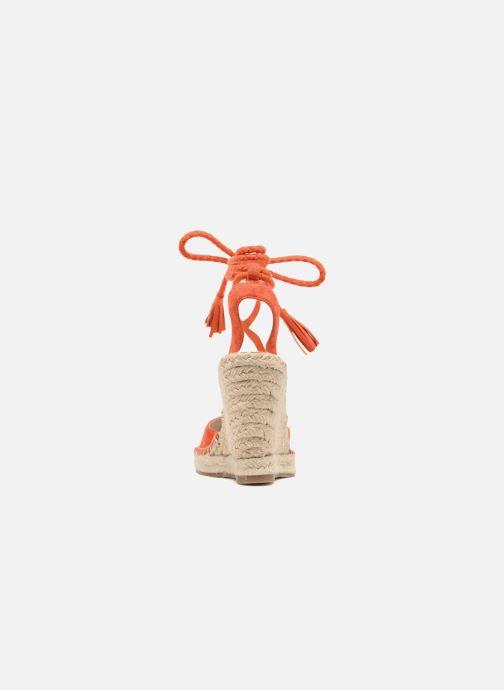 Espadriller Steve Madden Slatee Orange Bild från höger sidan