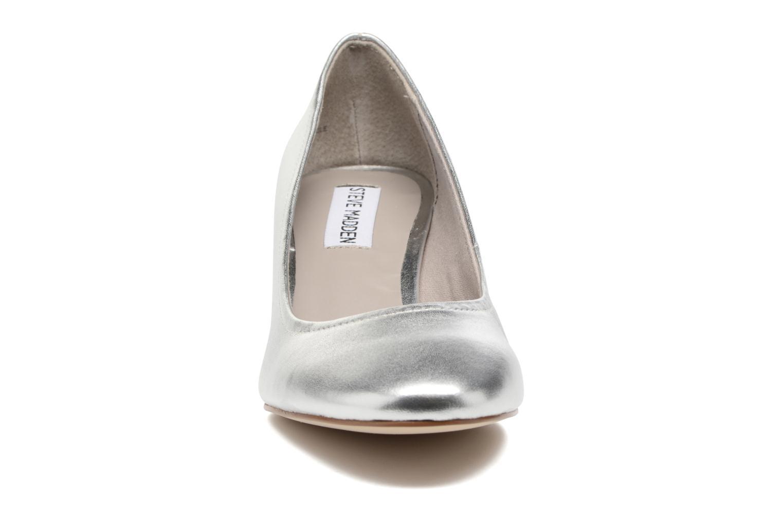 Escarpins Steve Madden Tomorrow Argent vue portées chaussures