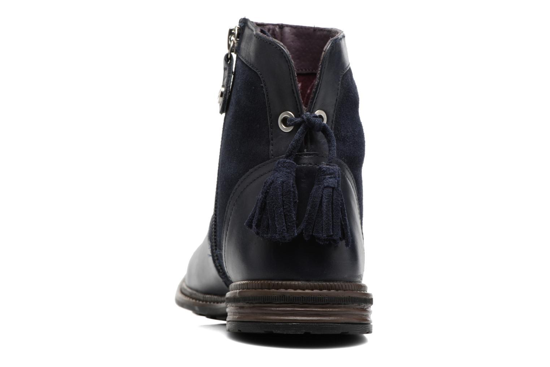 Bottines et boots Gioseppo Cleveland Bleu vue droite