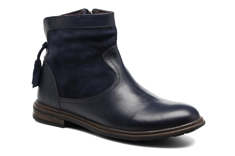 Bottines et boots Gioseppo Cleveland Bleu vue détail/paire