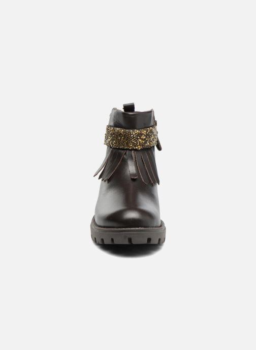 Bottines et boots Gioseppo Dover Marron vue portées chaussures