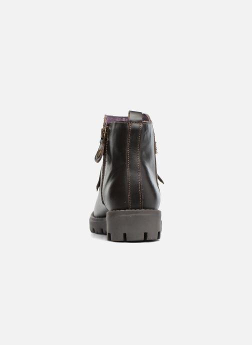 Bottines et boots Gioseppo Dover Marron vue droite