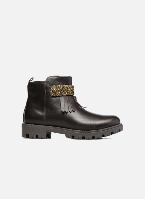 Bottines et boots Gioseppo Dover Marron vue derrière