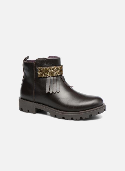 Bottines et boots Gioseppo Dover Marron vue détail/paire