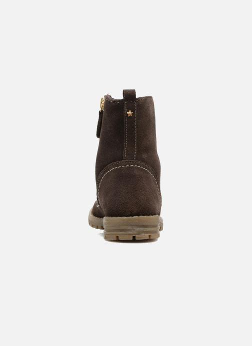 Bottines et boots Gioseppo Marshall Marron vue droite