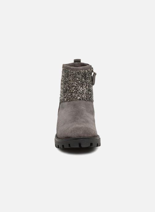 Bottines et boots Gioseppo Misana Gris vue portées chaussures