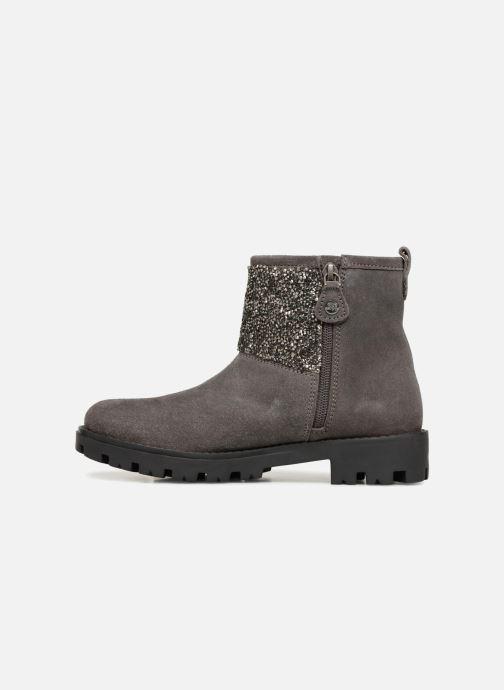 Bottines et boots Gioseppo Misana Gris vue face