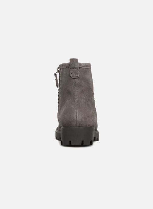 Bottines et boots Gioseppo Misana Gris vue droite