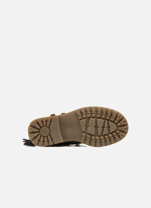Stiefel Gioseppo Mohicana braun ansicht von oben