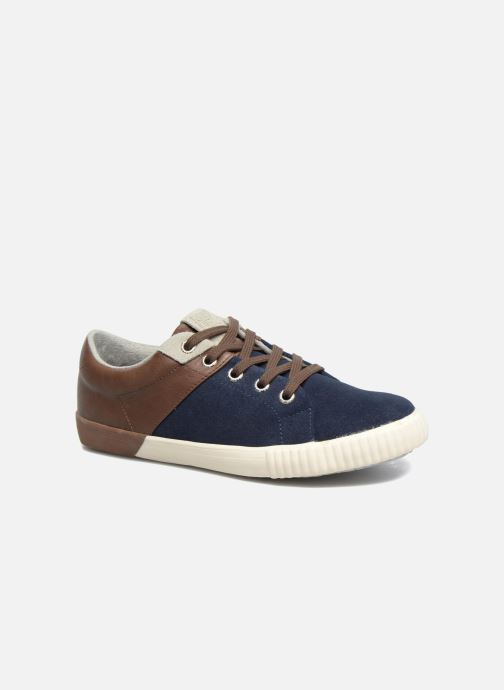 Trainers Gioseppo Mundua Blue detailed view/ Pair view