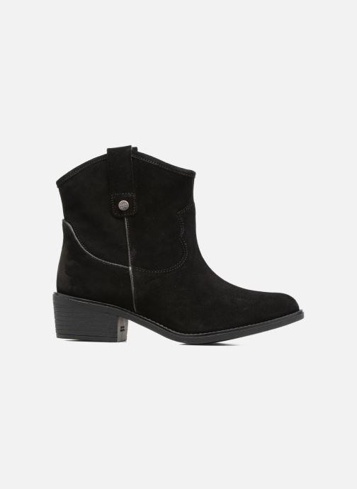 Bottines et boots Gioseppo Bastrop Noir vue derrière
