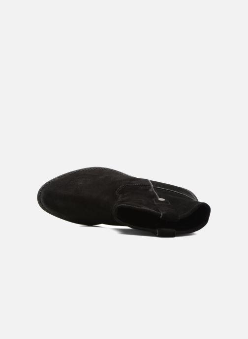 Bottines et boots Gioseppo Bastrop Noir vue gauche