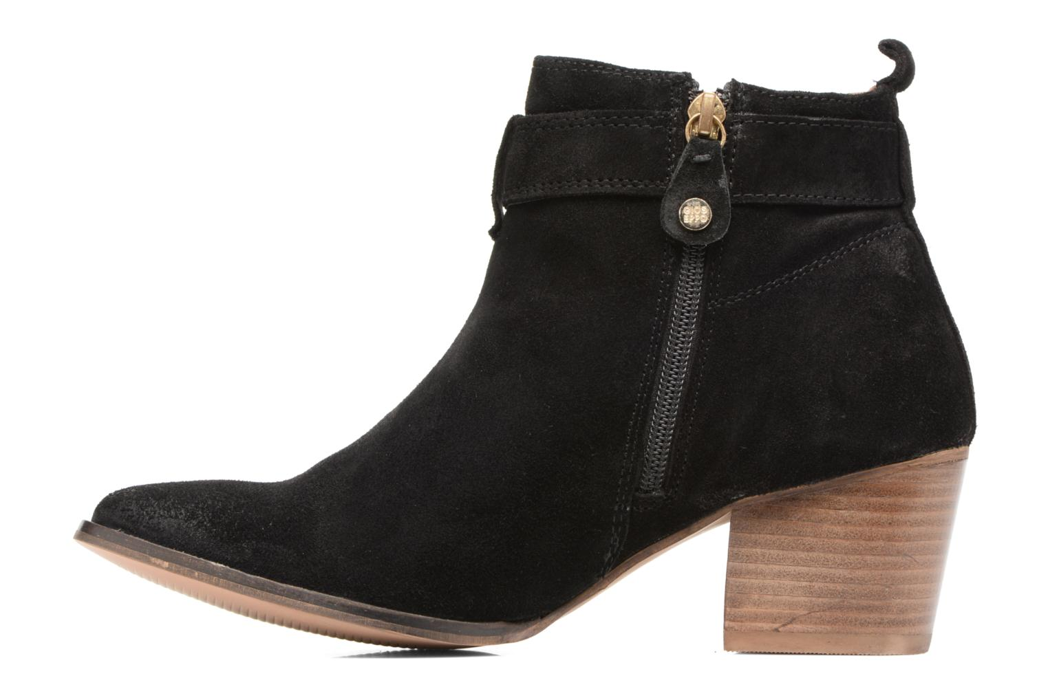 Ankle boots Gioseppo Dothan Black front view