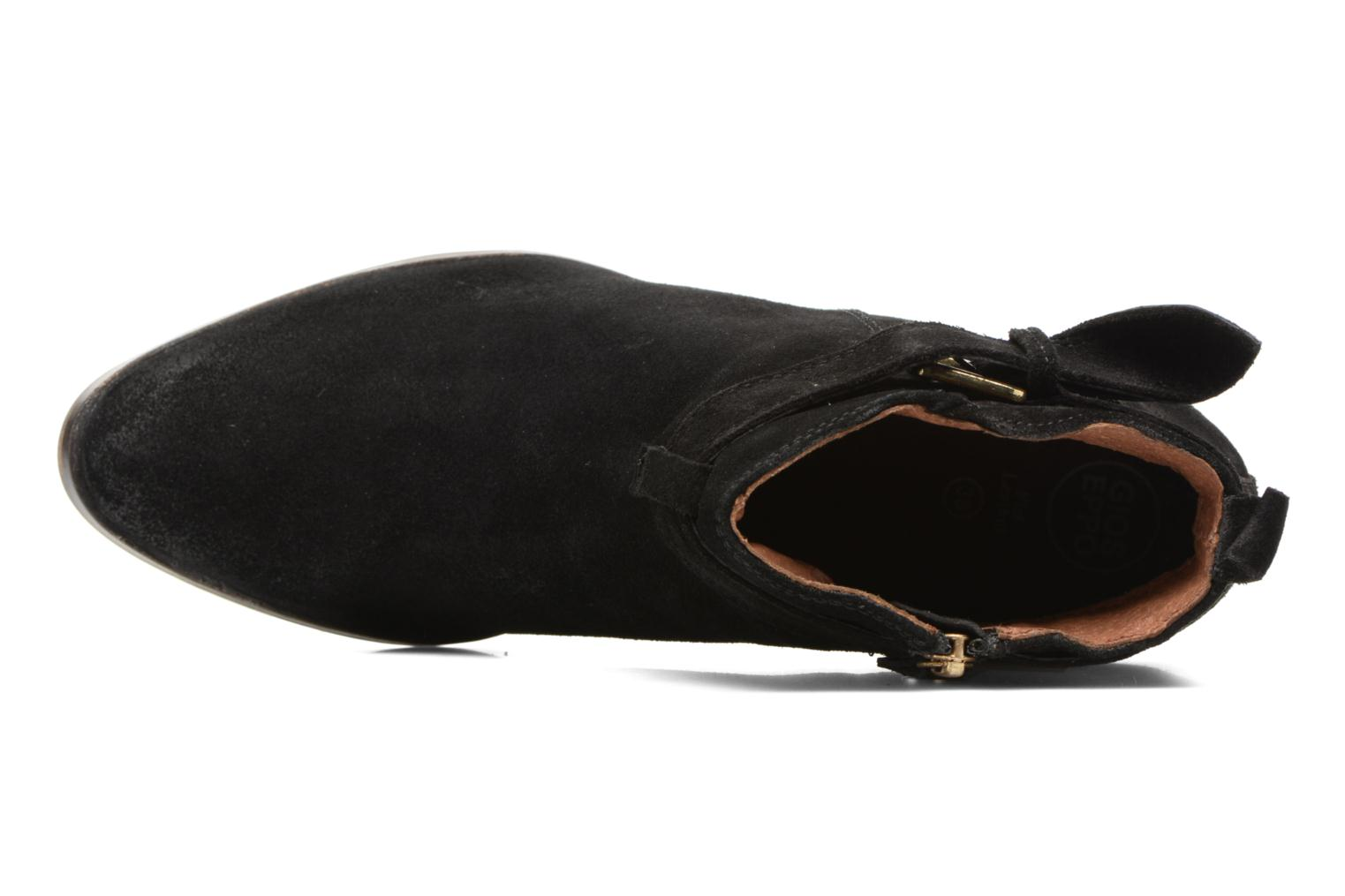 Ankle boots Gioseppo Dothan Black view from the left