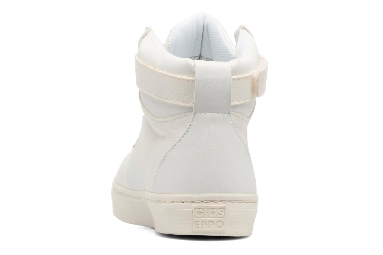 Baskets Gioseppo Finia Blanc vue droite