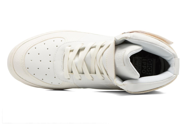 Baskets Gioseppo Finia Blanc vue gauche