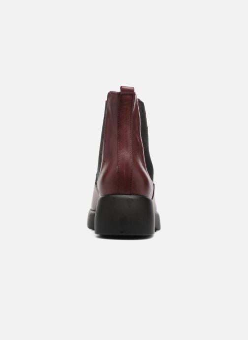 Bottines et boots Gioseppo Gregara Bordeaux vue droite