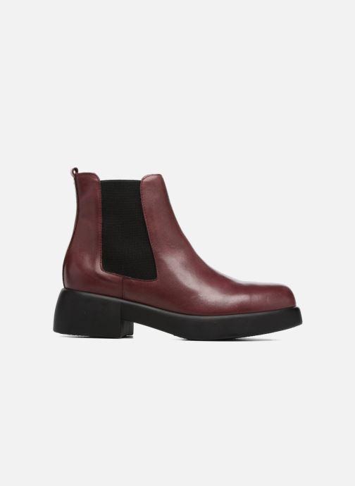 Bottines et boots Gioseppo Gregara Bordeaux vue derrière